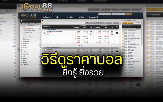 วิธีดูราคาบอล ยิ่งรู้ ยิ่งรวย igoal igoal88 igoal88win 88 88win คาสิโน คาสิโนออนไลน์ แทงบอล แทงบอลออนไลน์ บาคาร่า บาคาร่าออนไลน์ หวย หวยออนไลน์ แทงหวย แทงหวยออนไลน์ แอปคาสิโน แอพคาสิโน สล็อต สล็อตออนไลน์ เกม เกมสล็อต